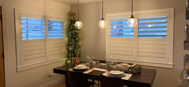 Making sure that your lighting fixture is right for your space should be on your holiday list.