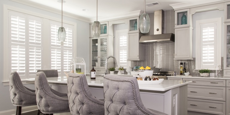 Boston kitchen shutters