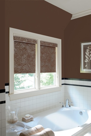 Boston roller shades small