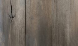 Grey finish for barn doors