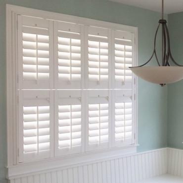 Boston Studio Plantation Shutters