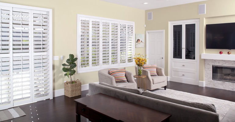 Polywood Plantation Shutters For Boston, MA Homes