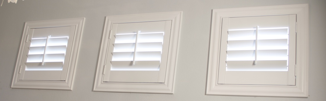 Boston casement window shutter.
